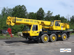 Grove GMK3050 Crane for Rent in Green Island New York on CraneNetwork.com