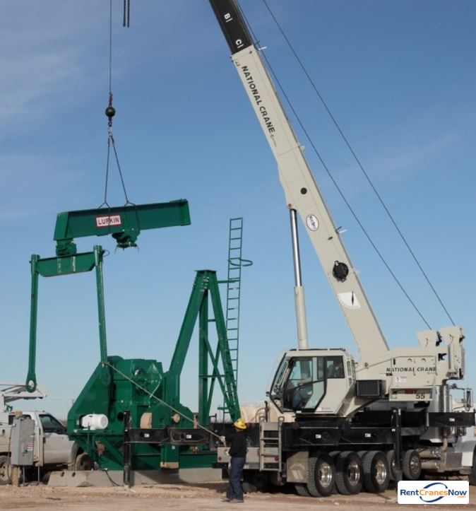 NATIONAL NBT55 Crane for Rent in Superior Wisconsin on CraneNetwork.com