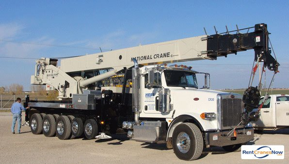 55-TON NATIONAL NBT55 Crane for Rent in Hays Kansas on CraneNetwork.com