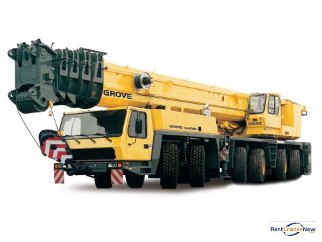 350-TON GROVE GMK6350 Crane for Rent in Hodgkins Illinois on CraneNetwork.com