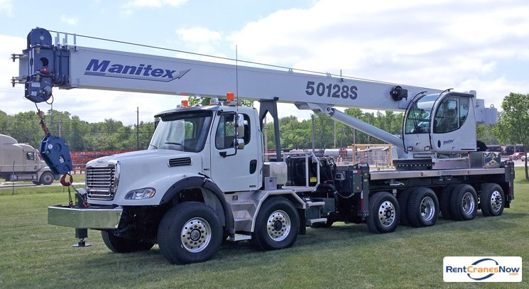 50 Ton Boom Truck Crane for Rent in Hoyt Kansas on CraneNetwork.com