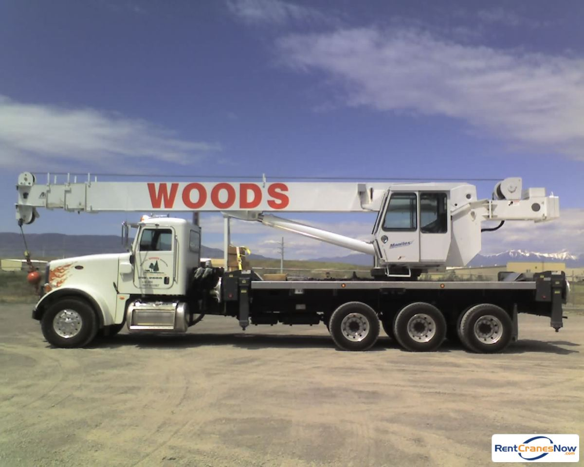 Crane for Rent in Lindon Utah on CraneNetworkcom