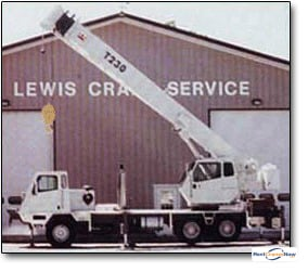 30T TEREX HYDRAULIC TRUCK CRANE Crane for Rent in Glens Falls New York on CraneNetwork.com