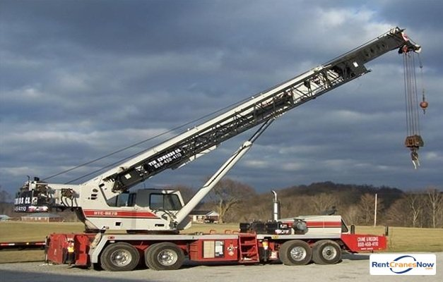 Link-Belt HTC-8670 Crane for Rent in Campbellsville Kentucky on CraneNetwork.com