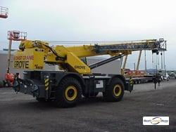 2009 GROVE RT880E CRANE Crane for Rent in Seattle Washington on CraneNetwork.com