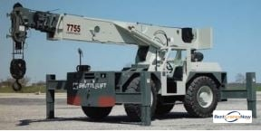 SHUTTLELIFT CD7755 Crane for Rent in Mandan North Dakota on CraneNetwork.com
