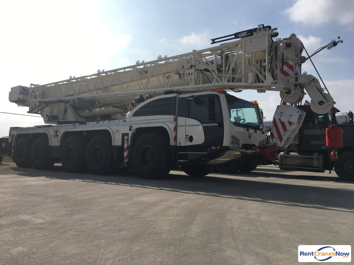 180-Ton 2016 Terex-Demag Explorer 5600 All-Terrain Crane for Rent in Burleson Texas on CraneNetworkcom