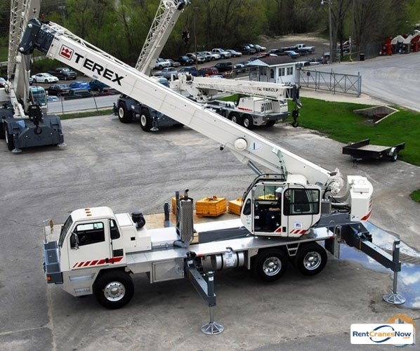 Terex T340-1 Crane for Rent in West Columbia South Carolina on CraneNetworkcom