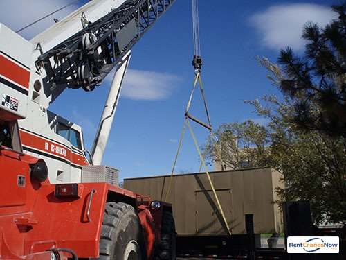 Crane for Rent in Wichita Kansas on CraneNetwork.com