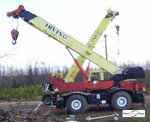 60-TON GROVE RT760 Crane for Rent in Elkview West Virginia on CraneNetwork.com