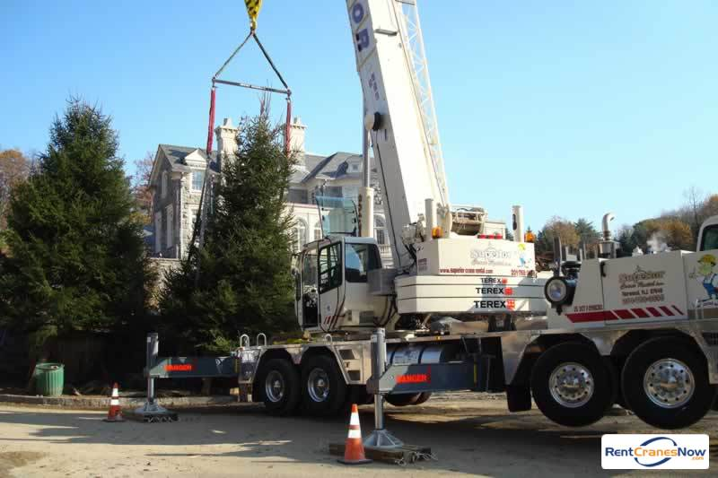 Terex T560 Crane for Rent in Norwood New Jersey on CraneNetworkcom