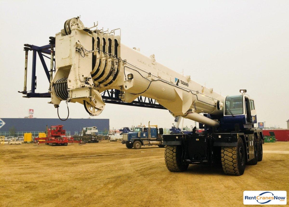 RentCranesNow.com :: Find Thousands of Crane Rental Companies Near YouCrane  details for Tadano GR-1600XL-3 in Canada