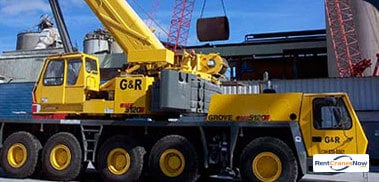 Grove GMK5120B Crane for Rent in Irondale Alabama on CraneNetwork.com