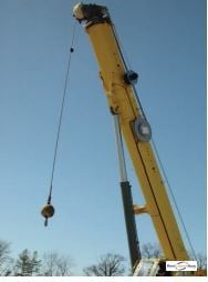 GROVE TMS9000E Crane for Rent in Superior Wisconsin on CraneNetworkcom