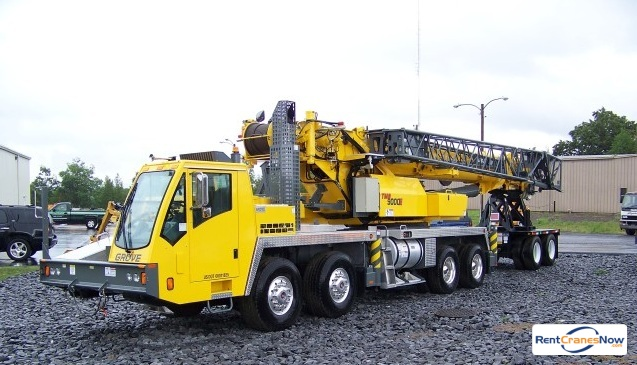 Grove TMS9000E Crane for Rent in South Jordan Utah on CraneNetwork.com