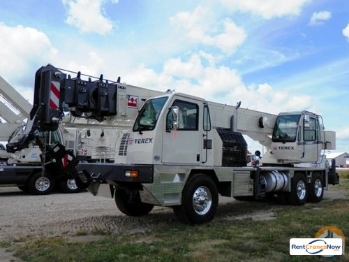 Terex T340-1 Crane for Rent in Hampton New Hampshire on CraneNetworkcom