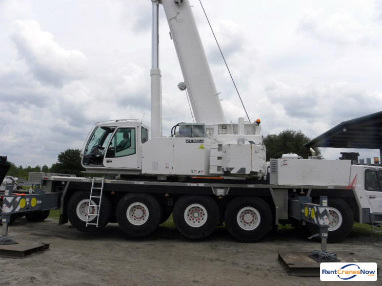 Crane for Rent in Ocala Florida on CraneNetwork.com