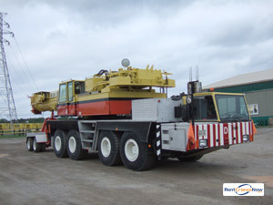 110-TON DEMAG AC 265 Crane for Rent in Elkview West Virginia on CraneNetwork.com