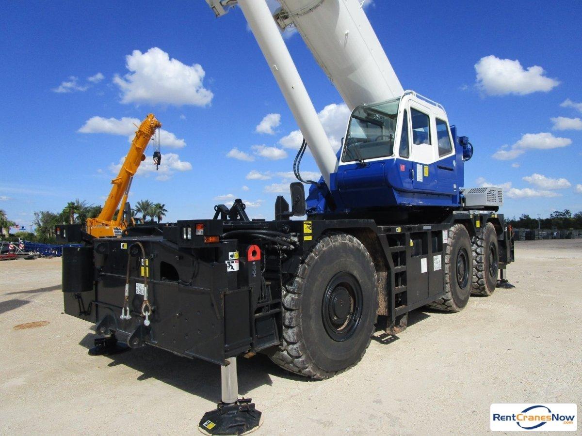 RentCranesNow.com :: Find Thousands of Crane Rental Companies Near YouCrane  details for Tadano GR-1600XL-3 in United States