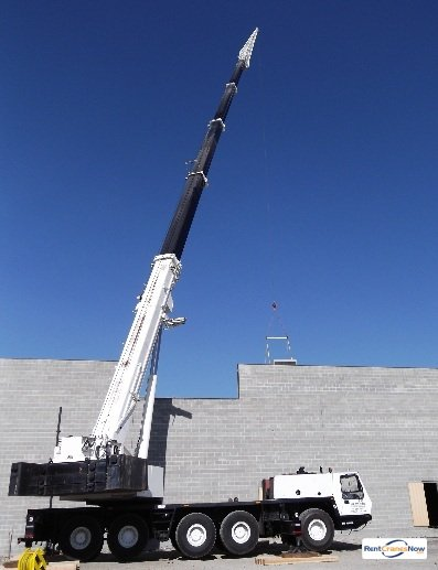 Grove GMK5120 Crane for Rent in Coeur dAlene Idaho on CraneNetworkcom