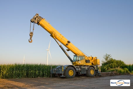 Grove RT890E Crane Crane for Rent in Bertrand Nebraska on CraneNetwork.com