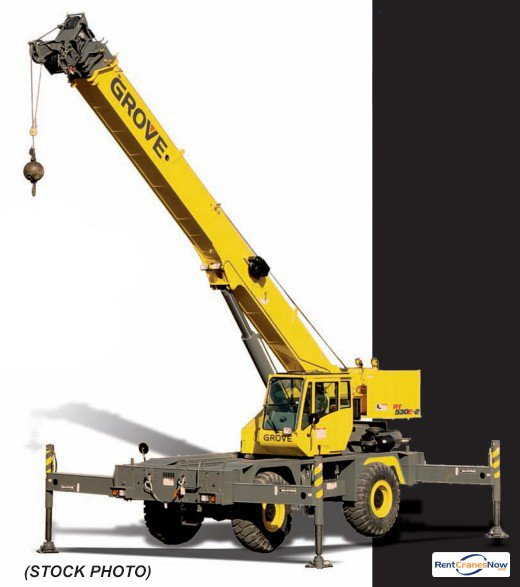 RT-530E-2 30 Ton RT Crane for Rent in Clearwater Florida on CraneNetwork.com