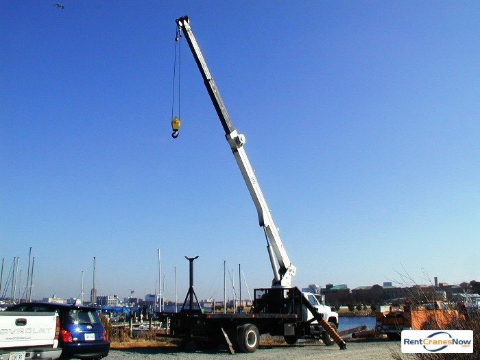 JLG 1250BT Crane for Rent in Portsmouth Virginia on CraneNetwork.com
