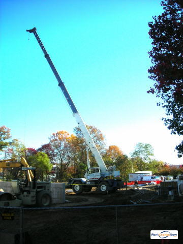 Terex RT230-1 Crane for Rent in Salisbury Maryland on CraneNetworkcom