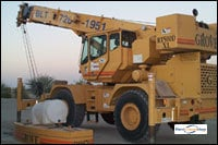 30-TON GROVE RT500DXL Crane for Rent in Yuma Arizona on CraneNetwork.com