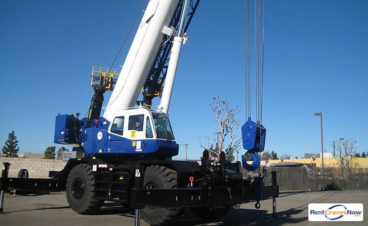 30-TON TADANO GR-300XL-1 Crane for Rent in Monroe Washington on CraneNetworkcom