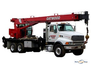 National 1300A Crane for Rent in Arlington Heights Illinois on CraneNetworkcom