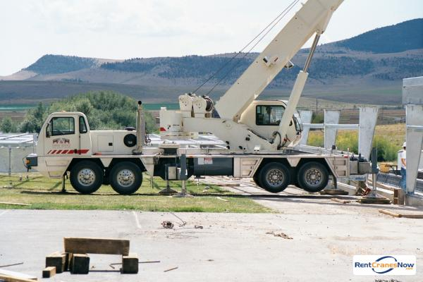 62.5-TON TEREX T560 Crane for Rent in Great Falls Montana on CraneNetwork.com
