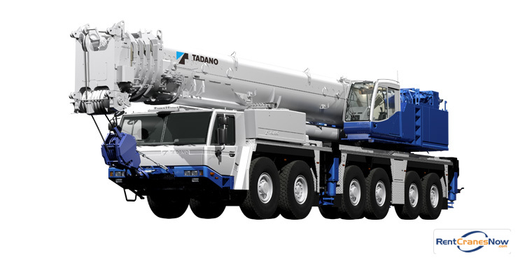 450 TON TADANO ALL TERRAIN Crane for Rent in Green Island New York on CraneNetwork.com