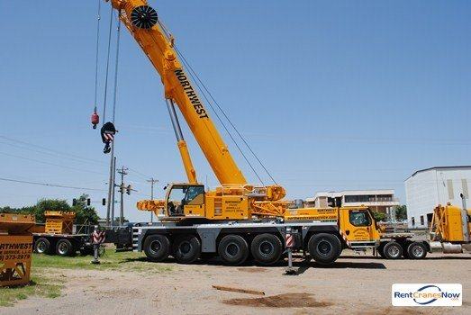 LTM1200-5.1  Mobile Hydraulic Crane Crane for Rent in Oklahoma City Oklahoma on CraneNetwork.com