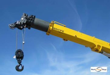 GROVE TMS800E Crane for Rent in Mandan North Dakota on CraneNetwork.com