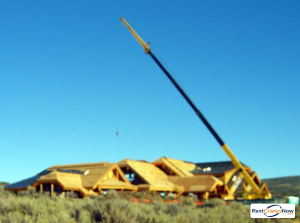 Grove RT530E Crane for Rent in Kamas Utah on CraneNetwork.com
