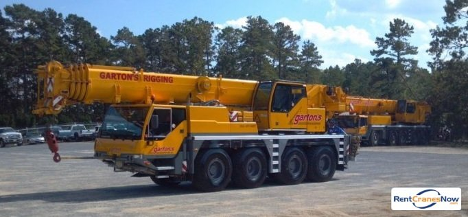 Liebherr LTM 1060-2 Crane for Rent in Vineland New Jersey on CraneNetwork.com