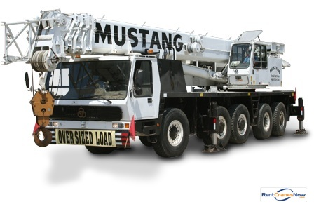 Krupp KMK 4070 Crane for Rent in Reno Ohio on CraneNetwork.com