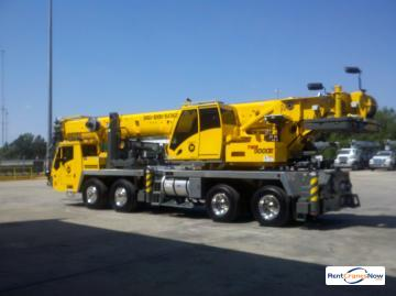 110-Ton Grove TMS9000E Crane for Rent in Houston Texas on CraneNetwork.com