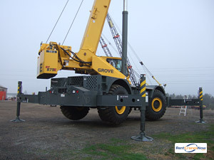 80-TON GROVE RT880E Crane for Rent in Elkview West Virginia on CraneNetwork.com