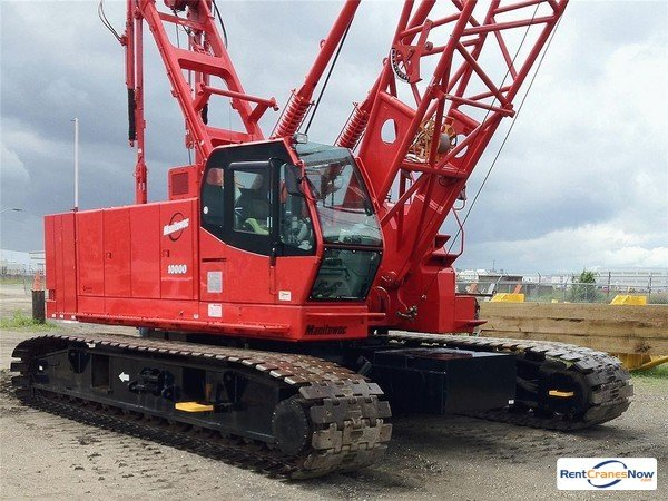 Manitowoc 10000 Crane for Rent in Oklahoma City Oklahoma on CraneNetwork.com