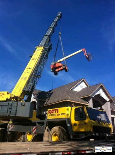 Grove GMK5210 Crane for Rent in Holts Summit Missouri on CraneNetworkcom