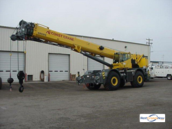 2014 GROVE RT9130E-2 ROUGH TERRAIN CRANE Crane for Rent in Houston Texas on CraneNetwork.com