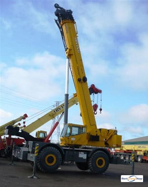 90-TON GROVE RT890E Crane for Rent in Elkview West Virginia on CraneNetwork.com