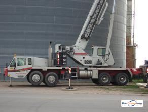 LINKBELT HTC-8690 Crane for Rent in Bertrand Nebraska on CraneNetwork.com