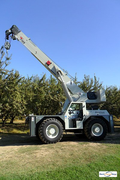 25-TON SHUTTLELIFT CD7725 Crane for Rent in Escalon California on CraneNetwork.com