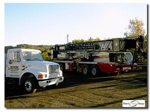 Linkbelt RTC-8065 Crane for Rent in Onalaska Wisconsin on CraneNetworkcom
