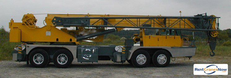 Grove TMS300B Crane for Rent in Portsmouth Virginia on CraneNetwork.com