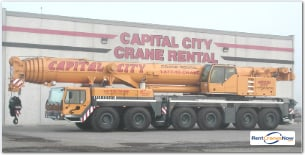 300-TON LIEBHERR LTM 1250-1 Crane for Rent in Columbus Ohio on CraneNetworkcom