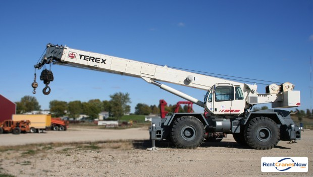 2006 TEREX RT780 Crane for Rent in Forest City Iowa on CraneNetwork.com